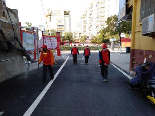 安徽滁州:树文明新风